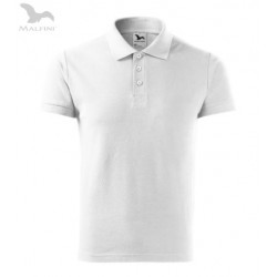 MALFINI Koszulka Polo Męska COTTON HEAVY 215